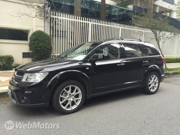 DODGE JOURNEY 3.6 RT V6 GASOLINA 4P AUTOMÁTICO 2014/2014