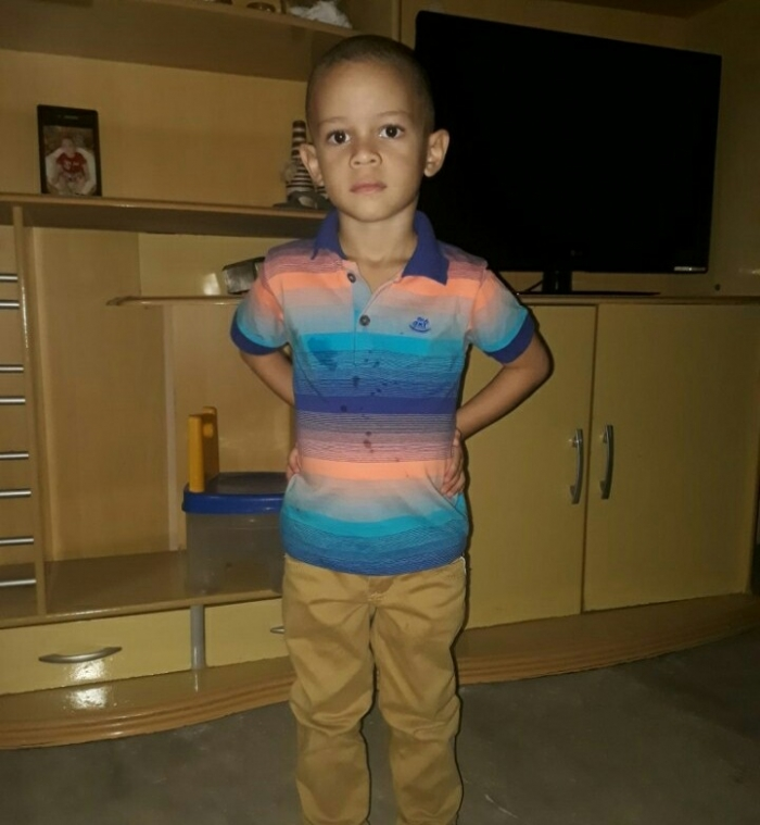 Criança lavrense de apenas 03 anos de idade necessita urgente de Cirurgia