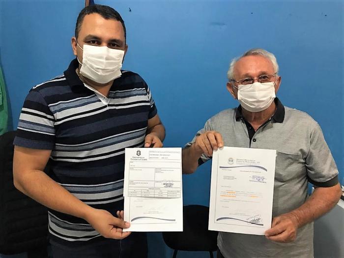 Governo do Estado atende solicitação do Prefeito de Lavras da Mangabeira