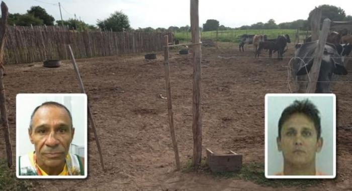 Vaqueiro e agricultor são executados a tiros em curral no Icó